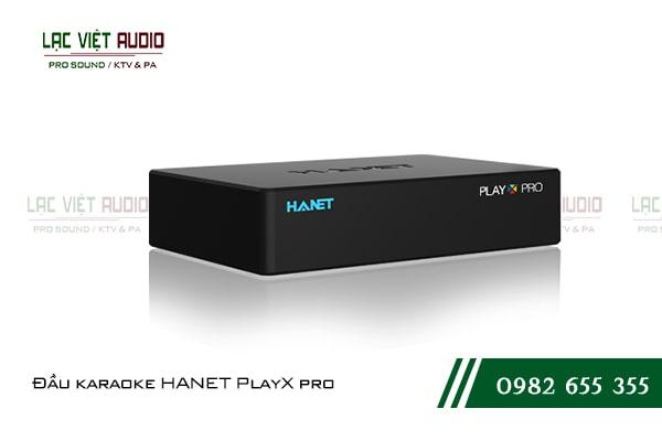 Đầu karaoke HANET PlayX pro
