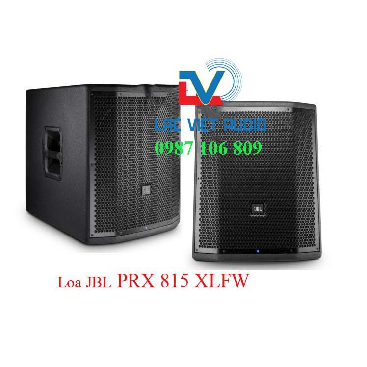 Đặc điểm Loa JBL PRX 815 XLFW