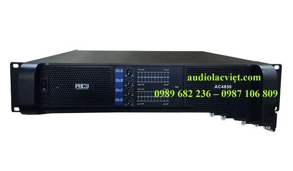 Đặc điểm Main 4 kênh pdcj ac-4850