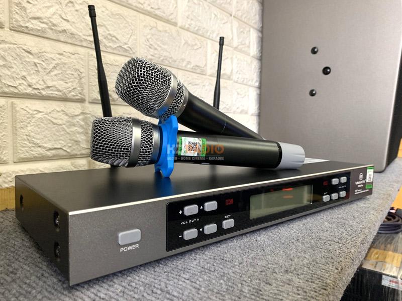 micro không dâyVinaKTV S500 Pro giá rẻ, chất lượng