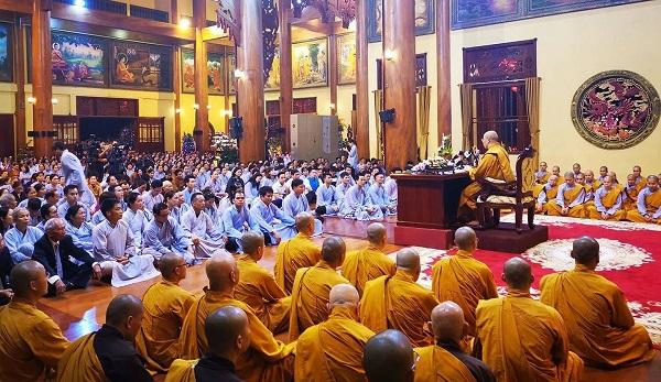 Âm thanh phục vụ sinh hoạt nhà chùa