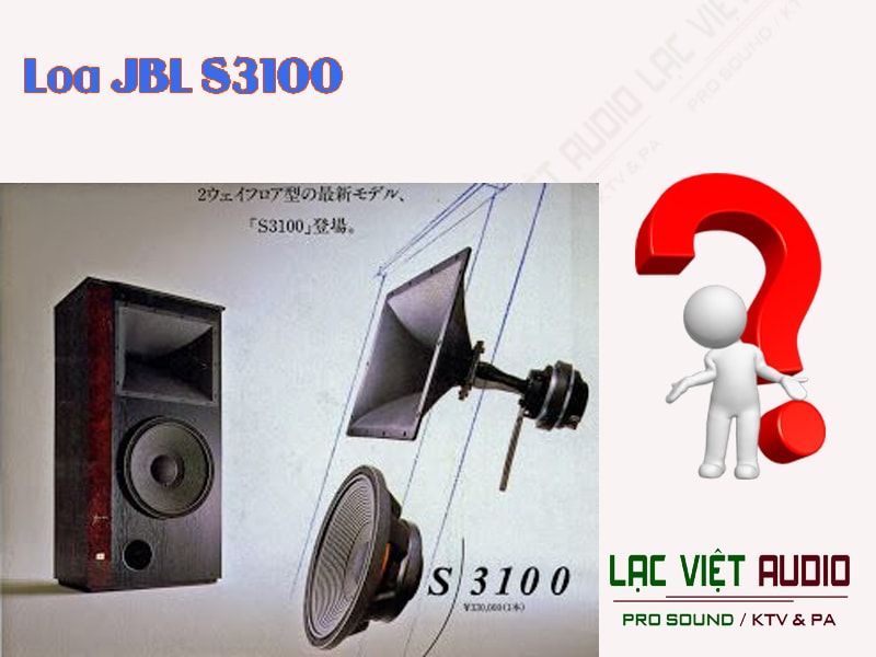 Loa JBL S3100