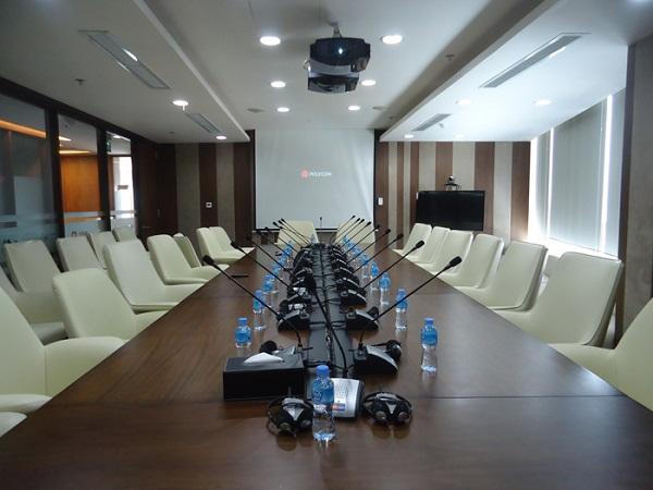 Âm thanh hội trường cho phòng họp