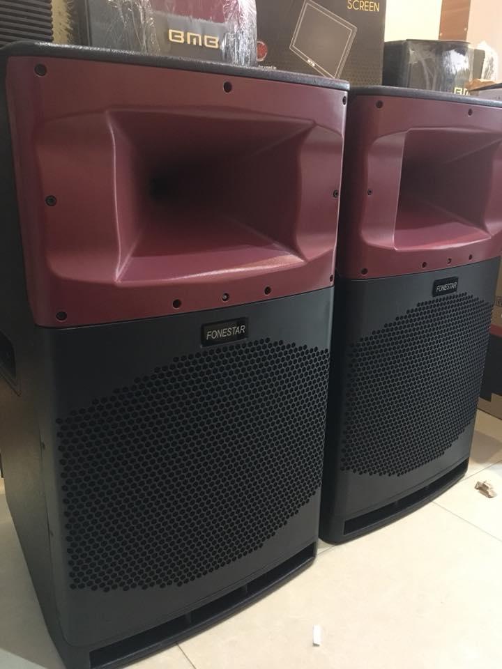 Loa fonestar FPRO 38015A chất lượng cao