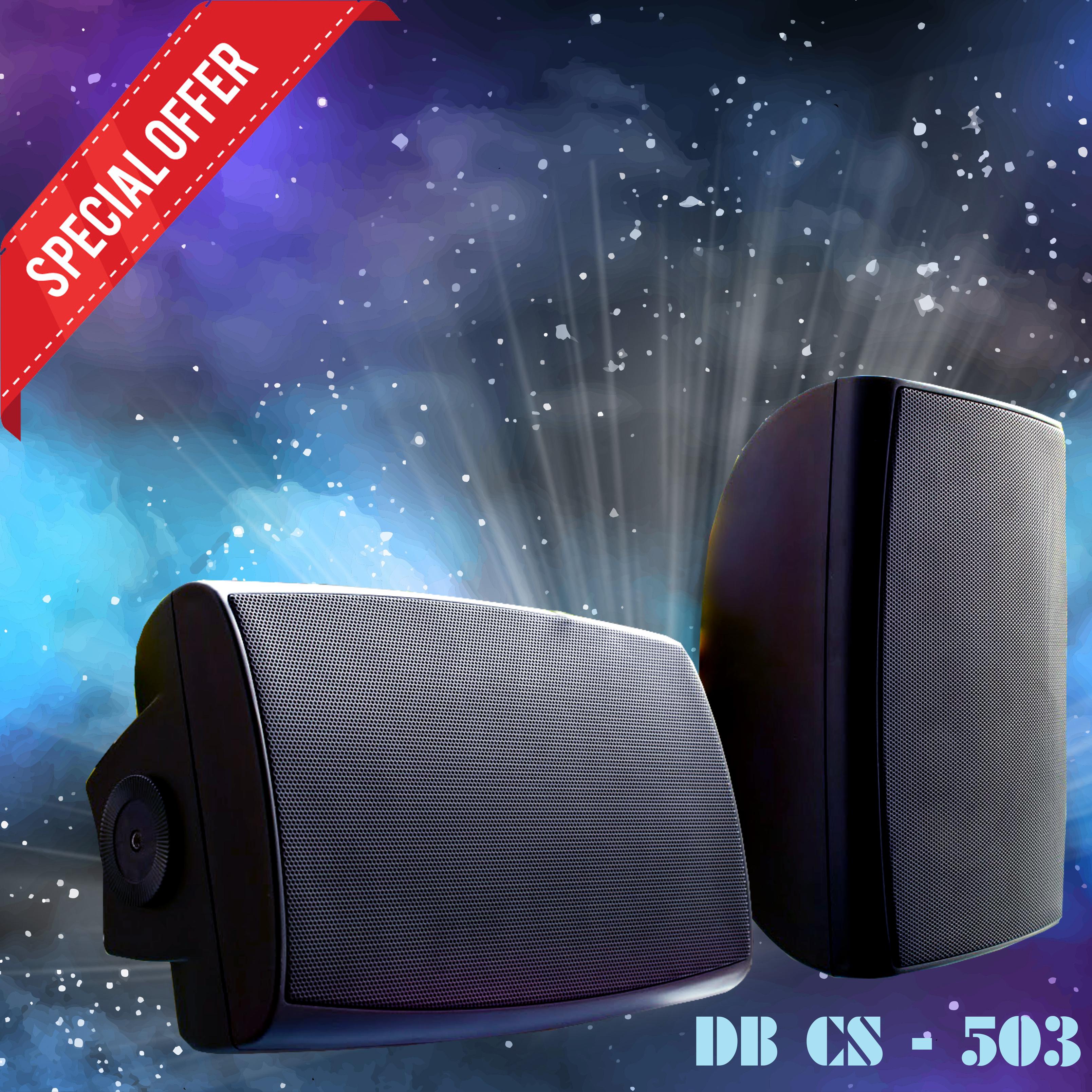 Loa karaoke DB VA 12f có thiết kế đẹp mắt
