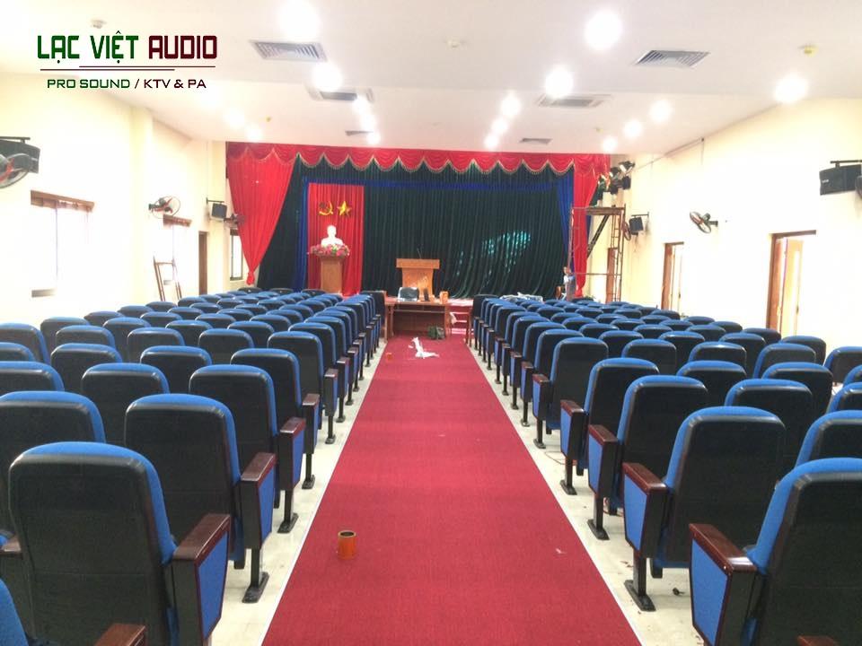 Hội trường Cung Văn Hóa Bắc Giang