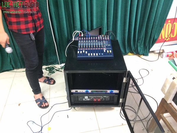 Mixer EFX8
