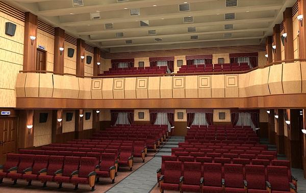 Âm thanh hội trường chuyên nghiệp cho không gian rộng, sân khấu lớn