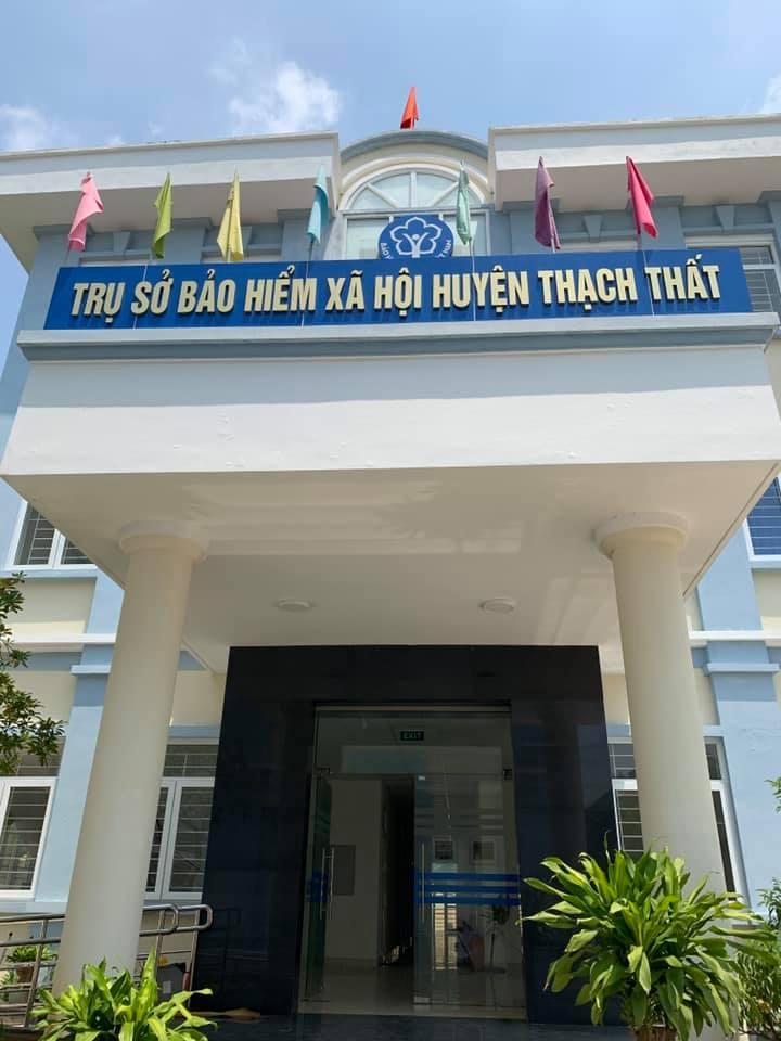 Lắp đặt âm thanh phòng họp huyện Thạch Thất