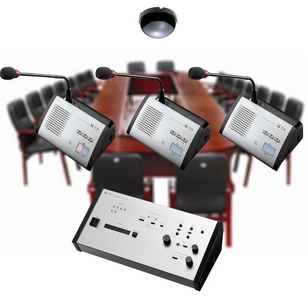 Giải pháp âm thanh cho hội thảo, hội nghị