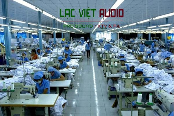 Nâng cao năng suất làm việc với hệ thống âm thanh thông báo chuyên nghiệp