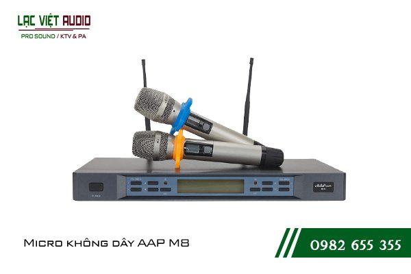 Giới thiệu về sản phẩmMicro AAP M8