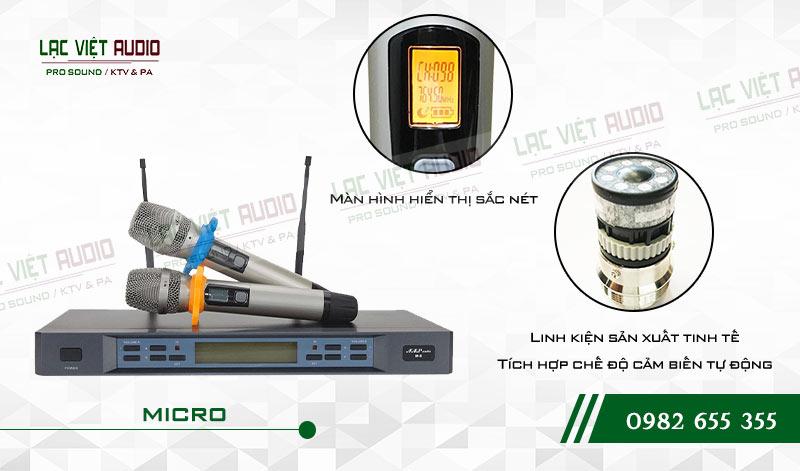 Tính năng độc đáo và nổi bật của sản phẩmMicro AAP M8