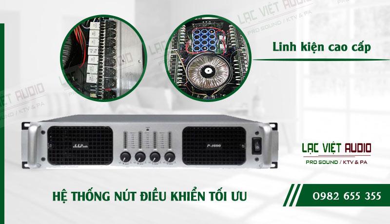 Các đặc điểm nổi bật của sản phẩmCục đẩy công suất AAP P4600