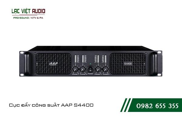 Cục đẩy công suất AAP S4400