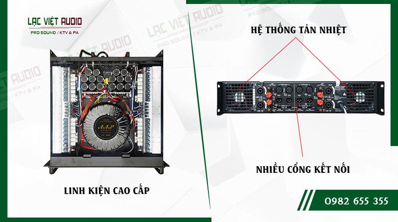 Các đặc điểm nổi bật của sản phẩmCục đẩy công suất AAP S4800