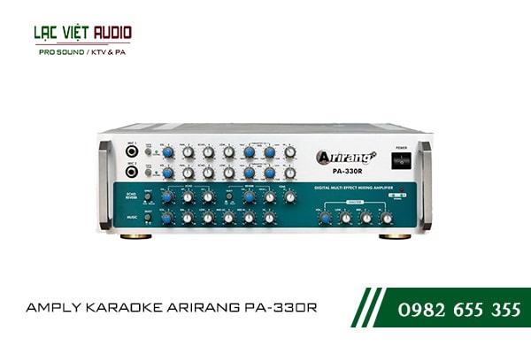 Giới thiệu về thiết bị amply karaoke arirang PA-330R