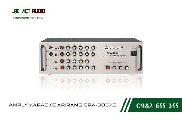 Giới thiệu về thiết bịAMPLY KARAOKE ARIRANG SPA-303XG