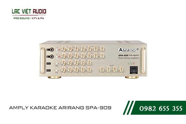 Giới thiệu về sản phẩmAMPLY KARAOKE ARIRANG SPA-909
