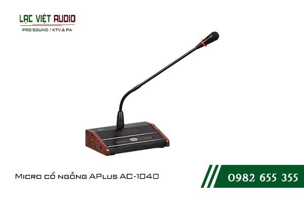 Giới thiệu về sản phẩmMicro cổ ngỗng APlus AC 1040