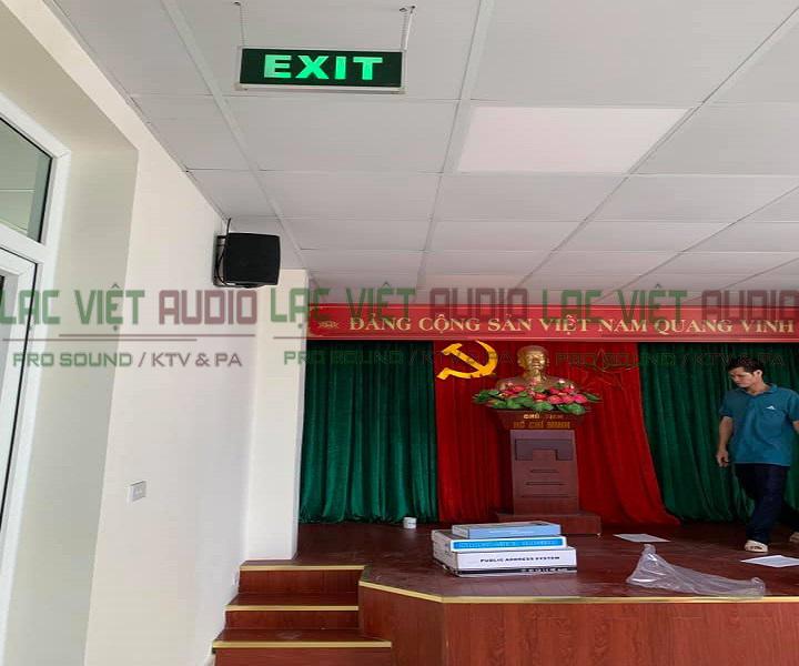 Âm thanh phòng họp Lạc Việt Audio