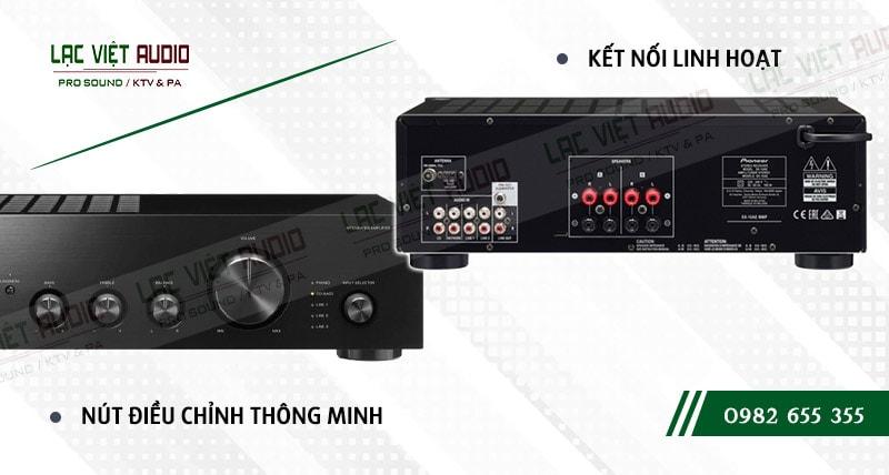 Các đặc điểm nổi bật của sản phẩmAmpli nghe nhạc Pioneer A 10AE