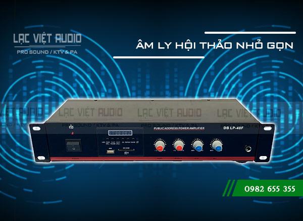 Ứng dụng sản phẩm Amply-DB-LP-40F-lac-viet-audio
