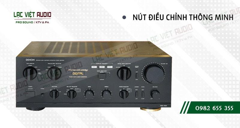 Các đặc điểm nổi bật của sản phẩmAmply Denon 780D