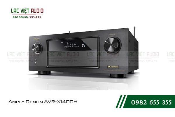 Amply Denon AVR-X1400H