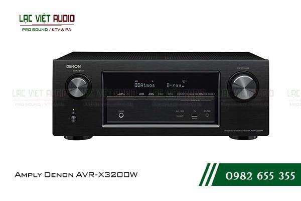 Amply Denon AVR-X3200W