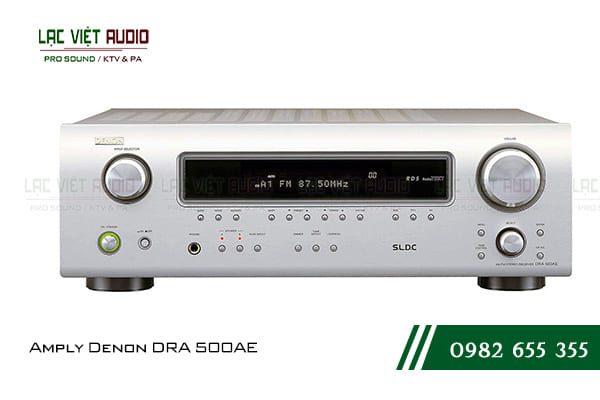 Amply Denon DRA 500AE