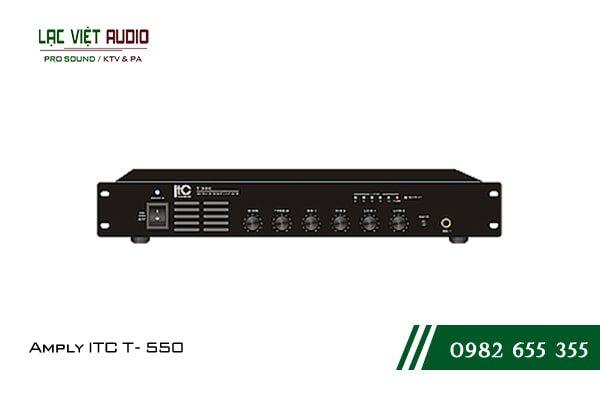 Amply ITC T 550