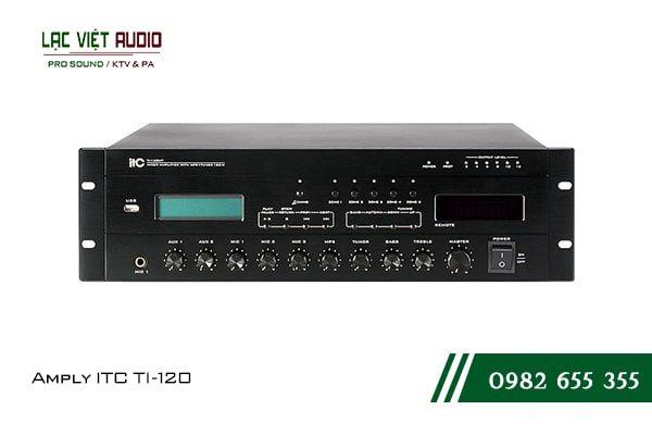 Amply ITC TI 120