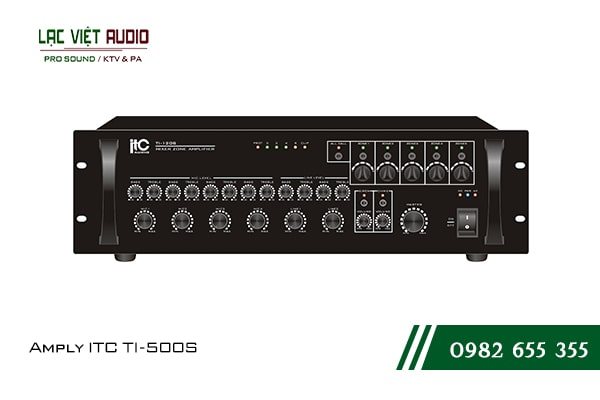 Amply ITC TI 500S