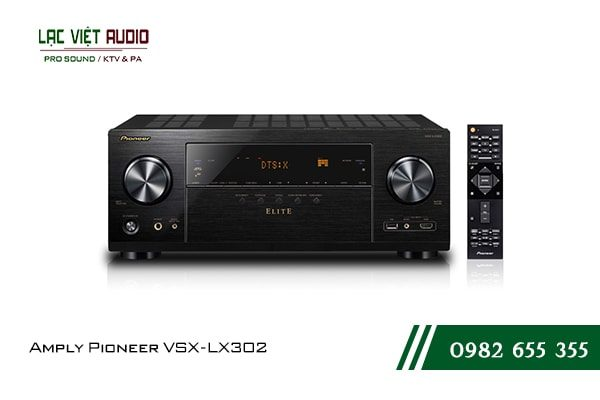 Một số giới thiệu tổng quan về sản phẩmAmply Pioneer VSX LX302