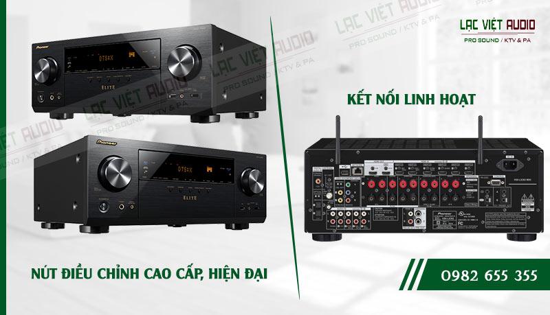 Các đặc điểm nổi bật của sản phẩmAmply Pioneer VSX LX302
