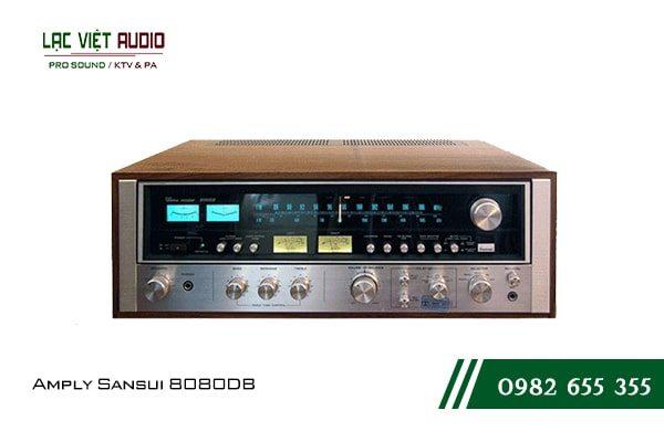 Giới thiệu về thiết bịAmply Sansui 8080DB