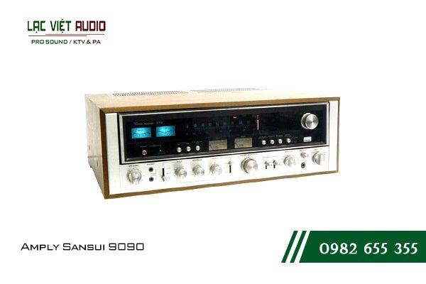 Giới thiệu về sản phẩmAmply Sansui 9090