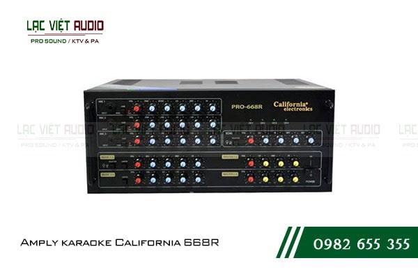 Amply karaoke California 668R