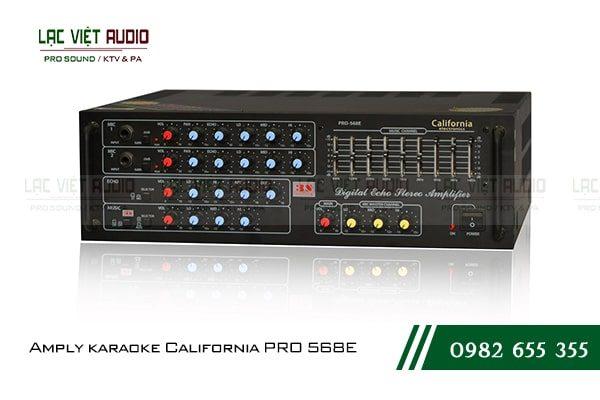 Amply karaoke California PRO 568E