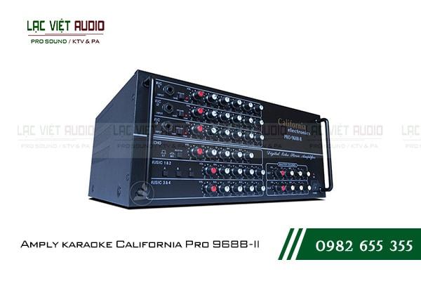 Amply karaoke California Pro 968B-II