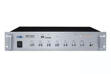 Amply mixer 650W OBT-6650