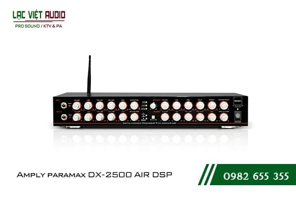 Amply Paramax DX-2500 AIR