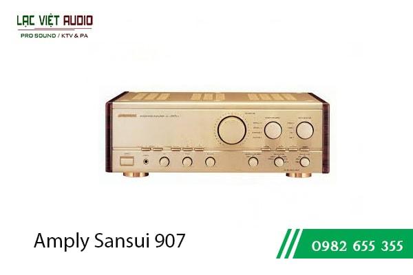 Amply Sansui 907