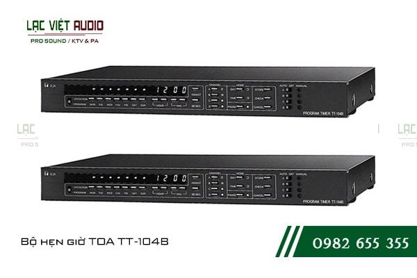 Bộ hẹn giờ TOA TT-104B