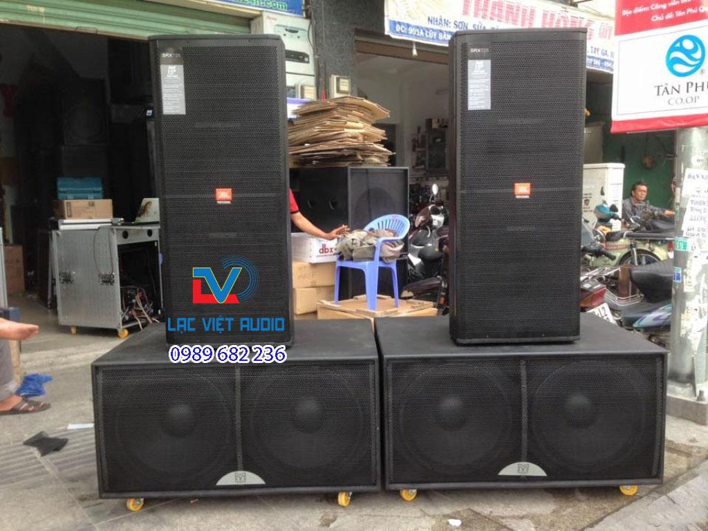 Bộ loa máy đám cưới tại Lạc Việt