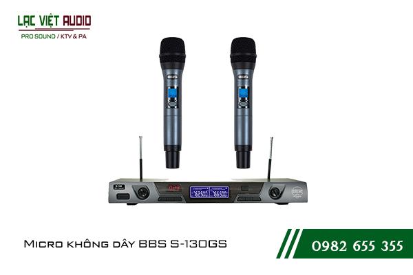 Giới thiệu về sản phẩmMicro BBS S 130GS