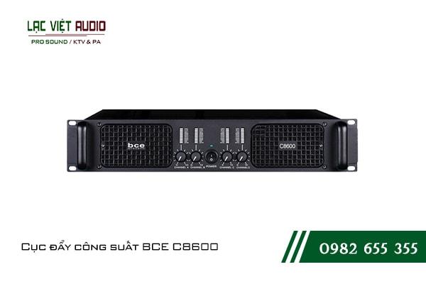 Giới thiệu về sản phẩmCục đẩy công suất BCE C8600