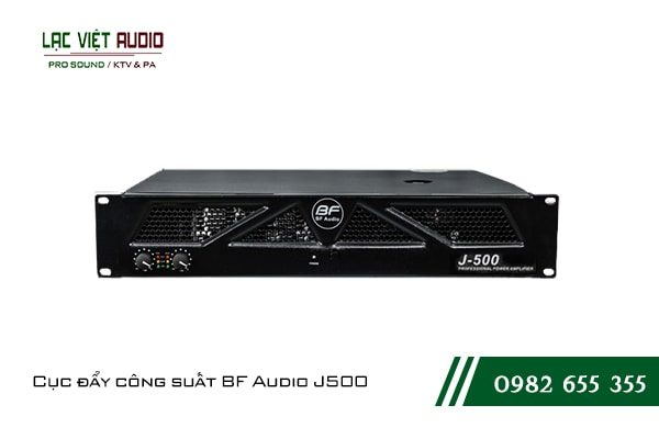 Cục đẩy công suất BF Audio J500