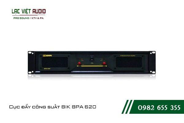 Giới thiệu về sản phẩmCục đẩy công suất BIK BPA 620